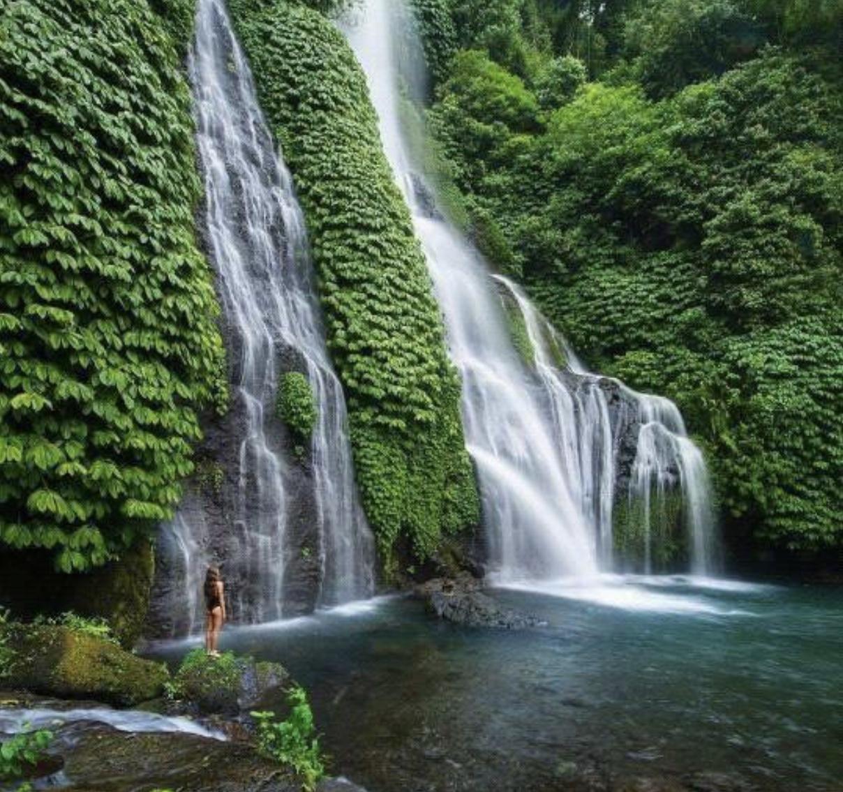 Banyumala Waterfall Bali - Transformation Body Mind Soul Healing 4