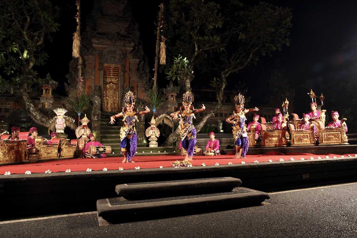 Gamelan Dance Bali Maya Yoga Retreat Body Mind Soul