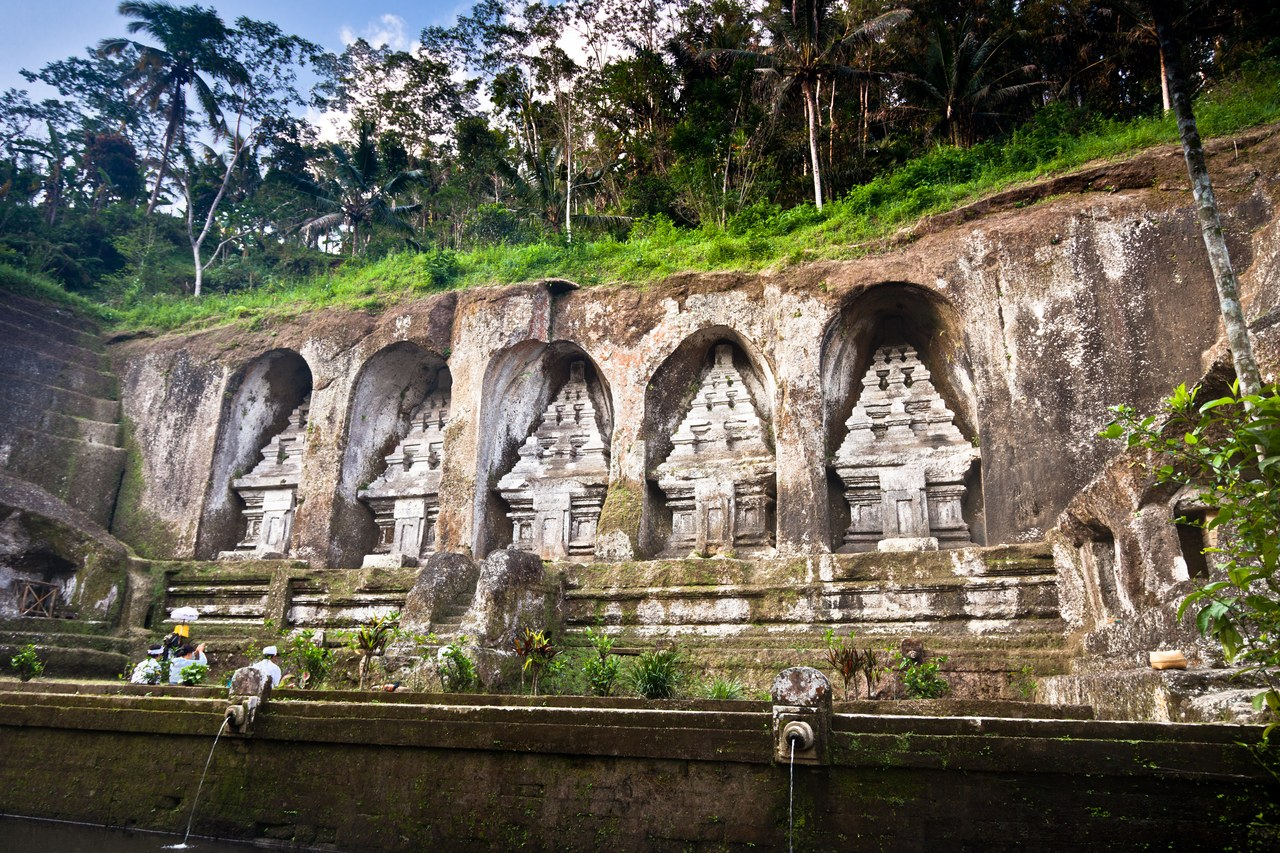 Gunung Kawi Culture Bali Maya Yoga Retreat Body Mind Soul