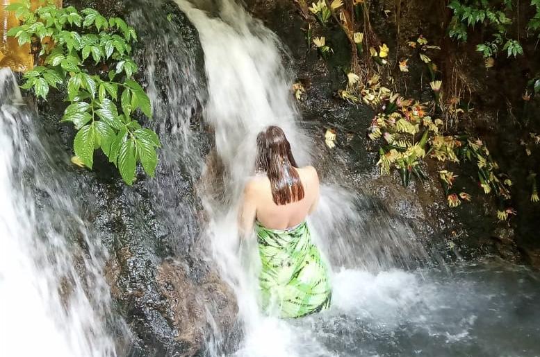 Sebatu Waterfall Bali - Transformation Body Mind Soul Healing