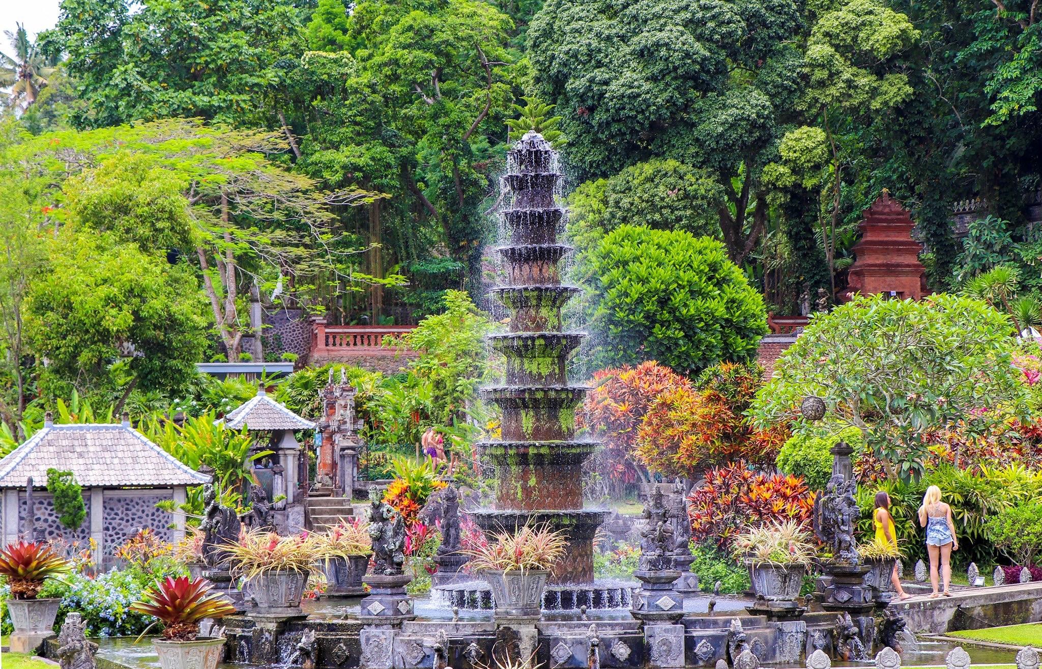 Tirta Gangga Culture Bali Maya Yoga Retreat Body Mind Soul