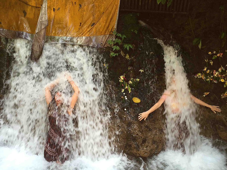 Waterfall Bali - Transformation Body Mind Soul Healing3