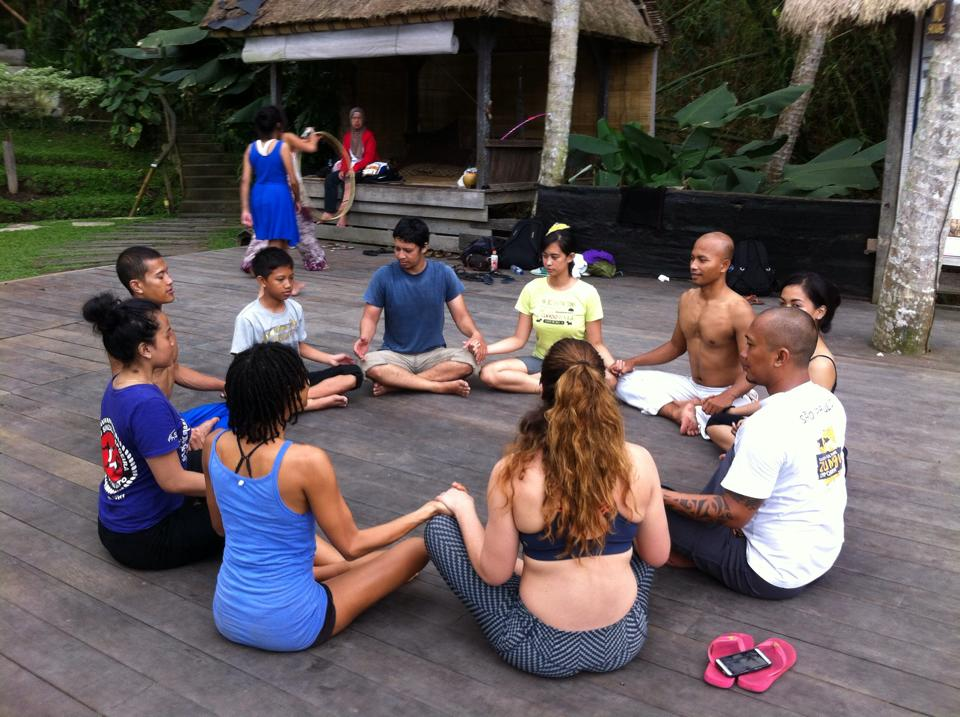 Yoga Circle Bali Maya Retreat